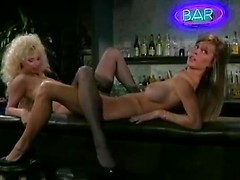 golden ageporn lesbian episode with some dildo play