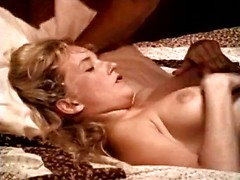 Teenage slut banged by boyfriend in 80s porn