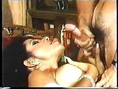 Vanessa Del Rio & Kevin James Anal Chair