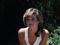 Vintage babe in the classic 1970s porn movie