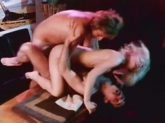 Classic retro porn compilation with seductive MILFs getting hard fucked
