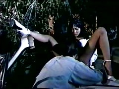Best classic 1980 porn with naughty MILF licked and fucked
